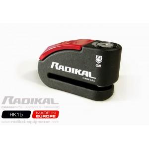 RK15 DISC-LOCK ALARM 110 DBA