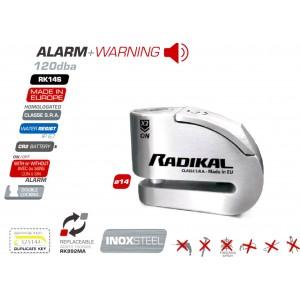 RADIKAL RK14S DISC-LOCK ALARM 120 dba