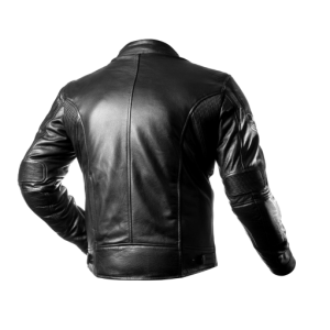 SHIMA ΔΕΡΜΑΤΙΝΟ JACKET HUNTER BLACK