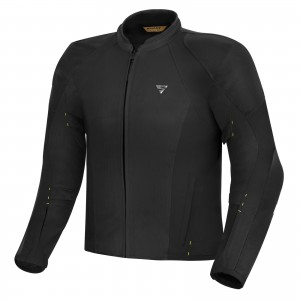 SHIMA JET MEN JACKET BLACK