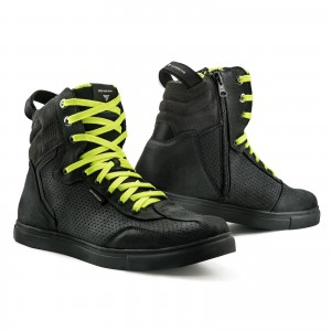 SHIMA REBEL BLACK BOOTS