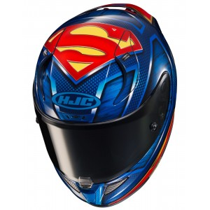 HJC RPHA11 SUPERMAN DC COMICS